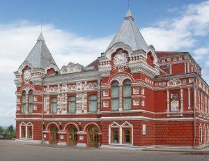 Das Theater von Samara