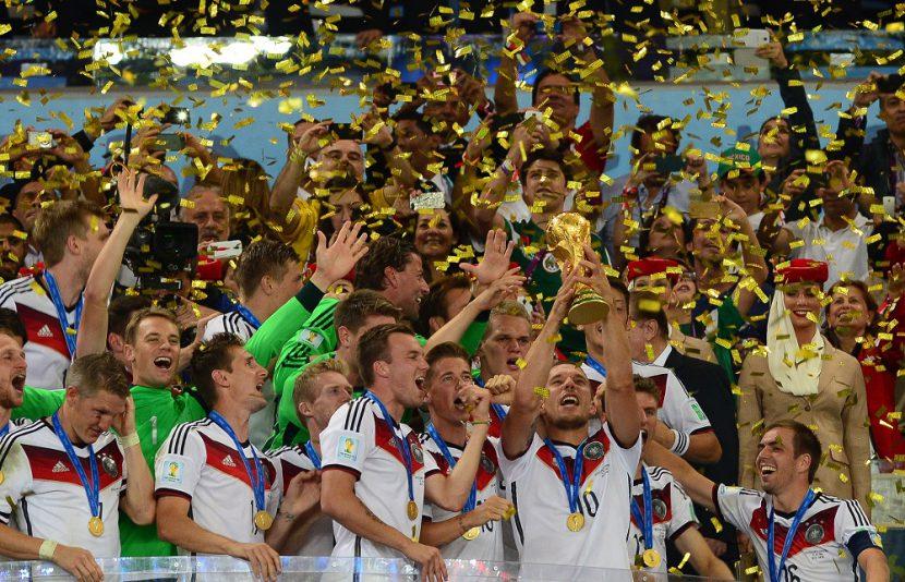 WM 2018 Mannschaften - Deutschland