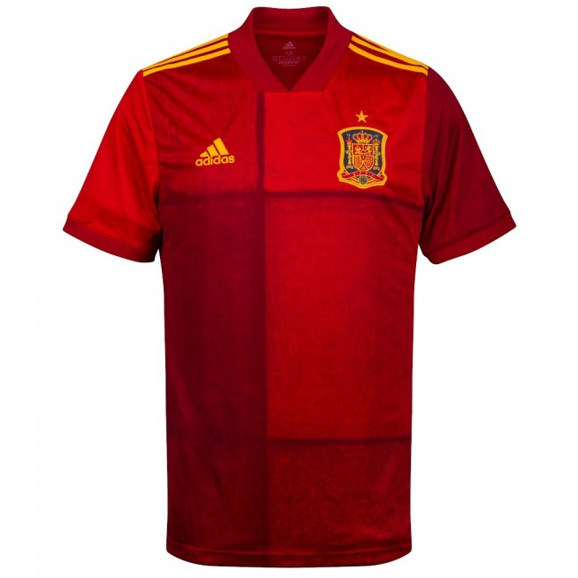 Adidas Spanien Trikot