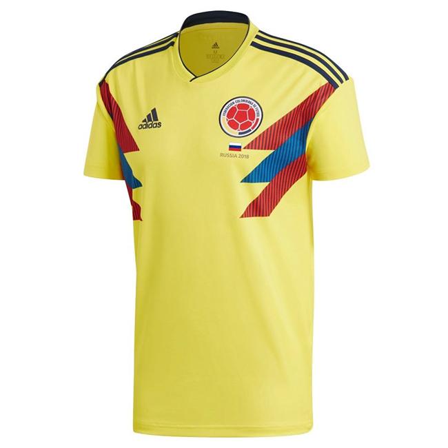 Adidas Kolumbien Trikot