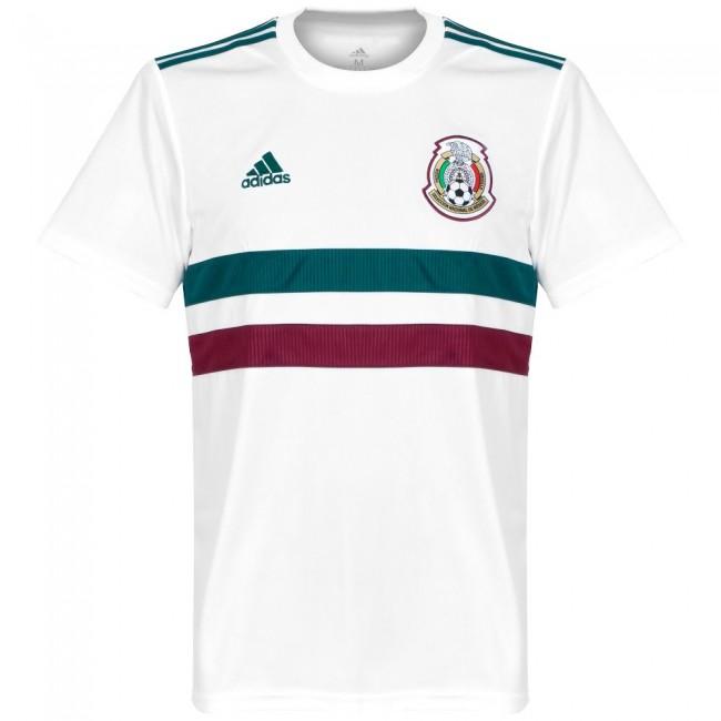 Adidas Mexiko Auswärtstrikot