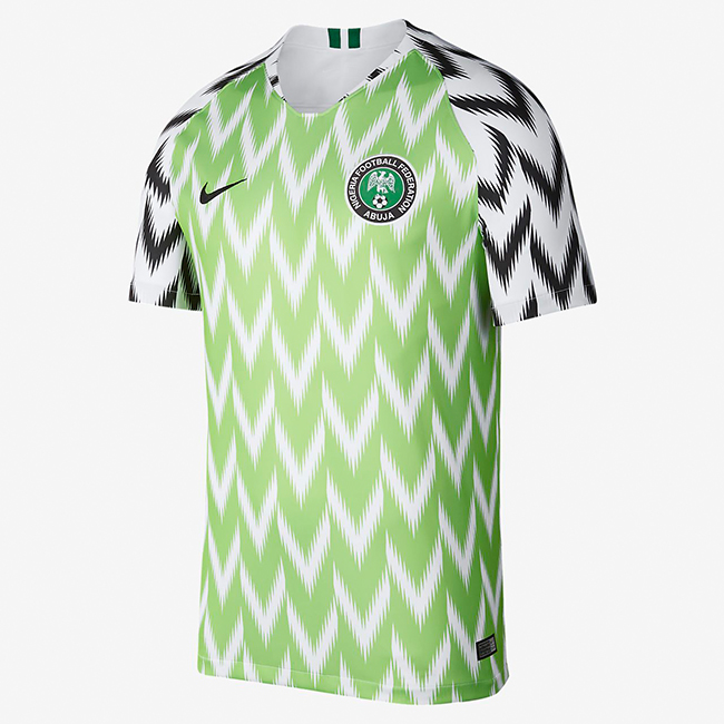 Nike Nigeria Trikot
